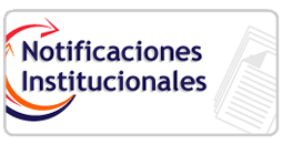 Notificaciones Institucionales